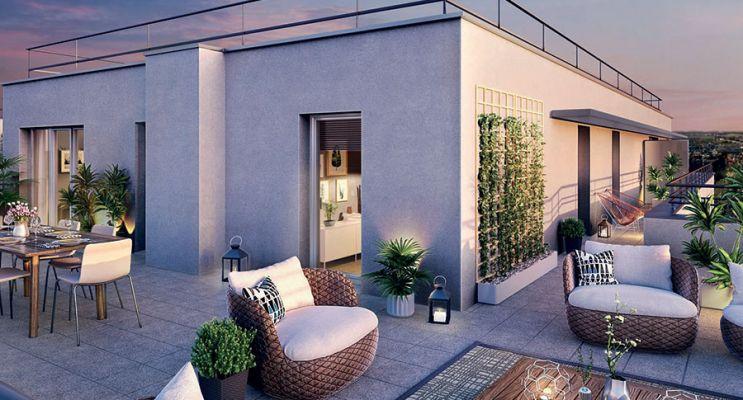 Résidence « Emeraude » programme immobilier neuf en Loi Pinel à Meaux n°3