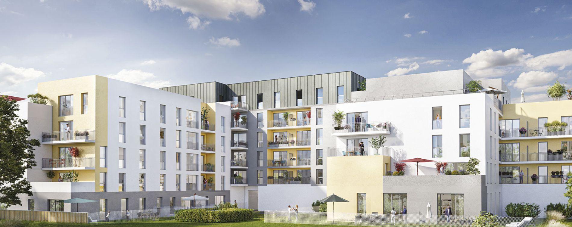 Meaux : programme immobilier neuve « Génésis » (3)