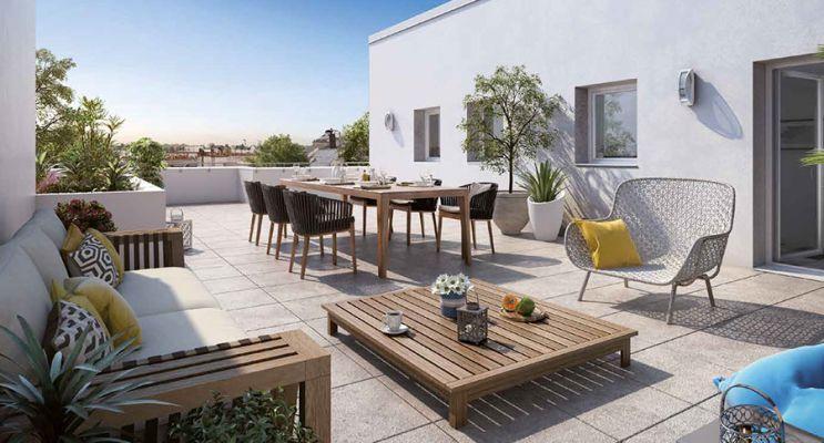Résidence « Le Jardin D'Héloïse » programme immobilier neuf en Loi Pinel à Meaux n°3