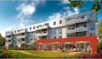 Photo du Résidence « Les Senioriales de Meaux » programme immobilier neuf à Meaux