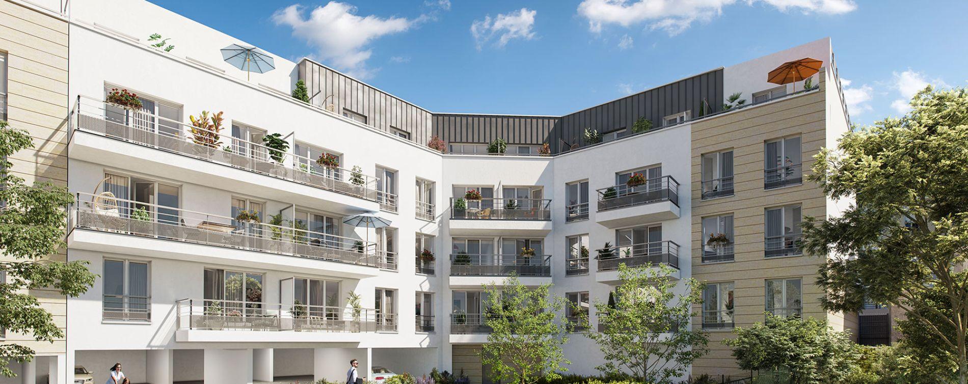 Meaux : programme immobilier neuve « Luminance » en Loi Pinel (2)