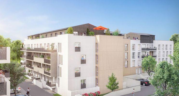 Photo du Résidence « Nouvel Air » programme immobilier neuf en Loi Pinel à Meaux