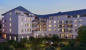 Résidence « André Malraux Acte 2 » programme immobilier neuf en Loi Pinel à Melun n°1