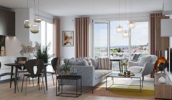 Résidence « André Malraux Acte 2 » programme immobilier neuf en Loi Pinel à Melun n°2