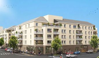 Résidence « André Malraux Acte 2 » programme immobilier neuf en Loi Pinel à Melun n°3