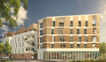 Melun : programme immobilier neuf «  n°216607 » en Loi Pinel