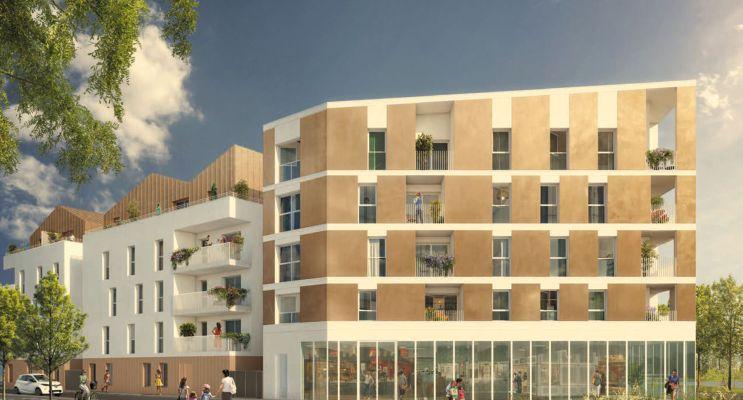 Photo du Résidence «  n°216607 » programme immobilier neuf en Loi Pinel à Melun