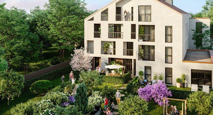 Photo n°2 du Résidence neuf « Le Jardin Senon »