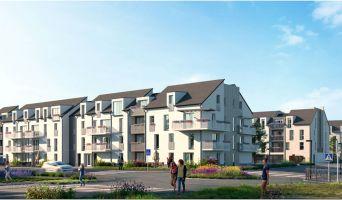 Melun : programme immobilier neuf « L'Edenys » en Loi Pinel