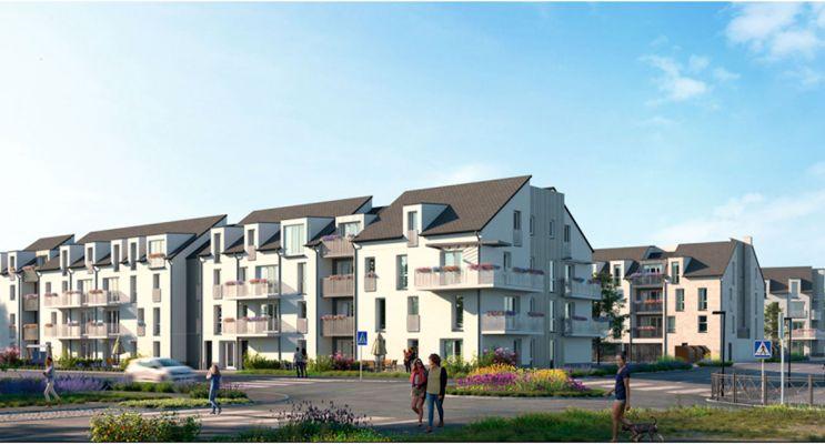 Photo du Résidence « L'Edenys » programme immobilier neuf en Loi Pinel à Melun