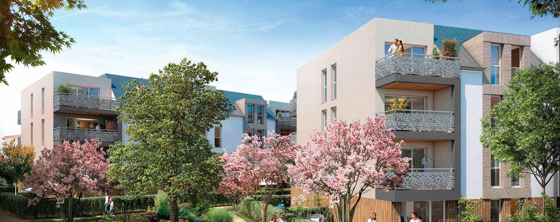 Résidence Les Magnolias à Melun