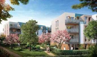 Photo du Résidence « Les Magnolias » programme immobilier neuf en Loi Pinel à Melun