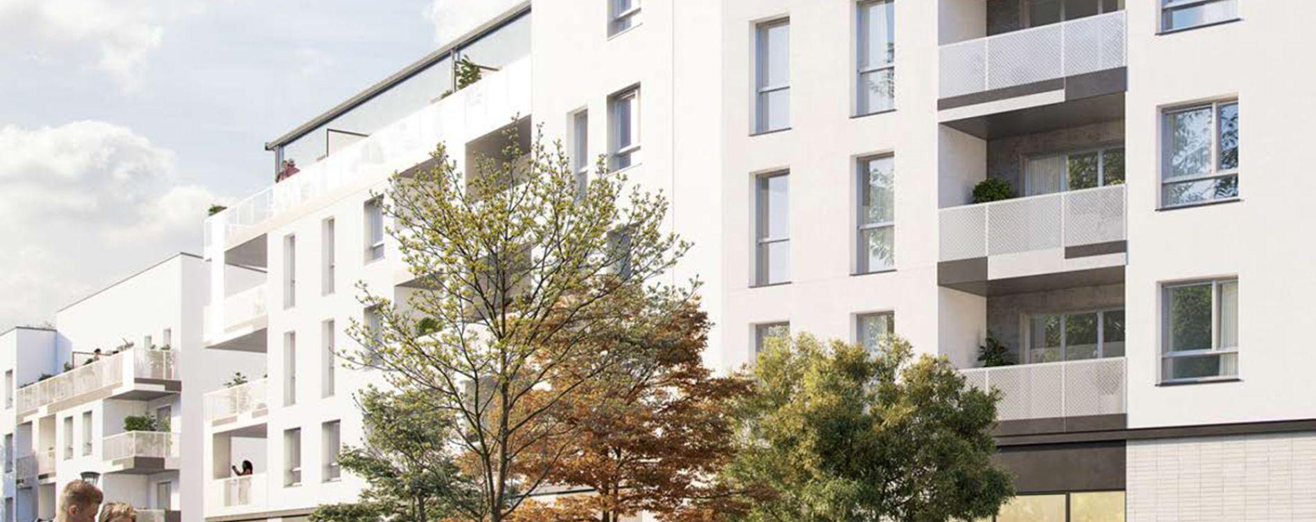 Melun : programme immobilier neuve « Nature'L » en Loi Pinel (2)