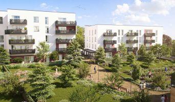 Melun programme immobilier neuf « Nature'L » en Loi Pinel