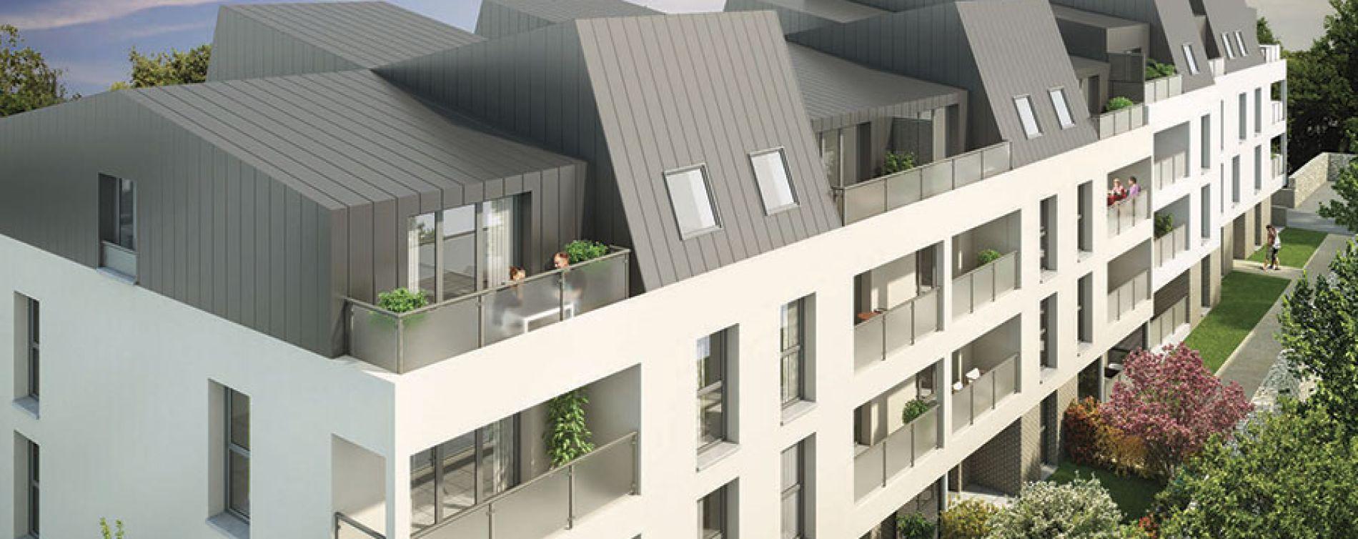 Melun : programme immobilier neuve « Pallas Résidence »