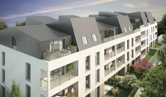 Photo du Résidence « Pallas Résidence » programme immobilier neuf à Melun