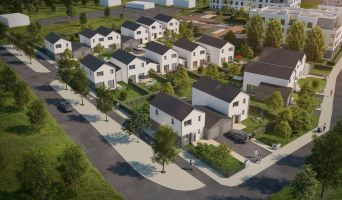 Moissy-Cramayel programme immobilier neuve « Arborea »  (3)