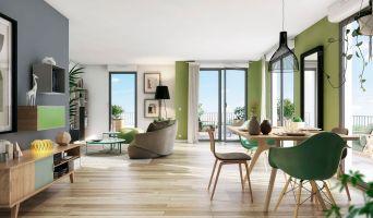 Moissy-Cramayel programme immobilier neuve « Arborea »  (4)