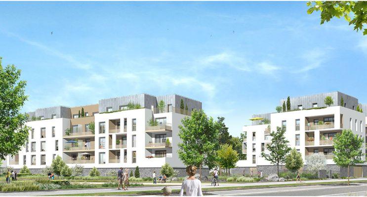 Photo du Résidence « Belvy » programme immobilier neuf en Loi Pinel à Moissy-Cramayel