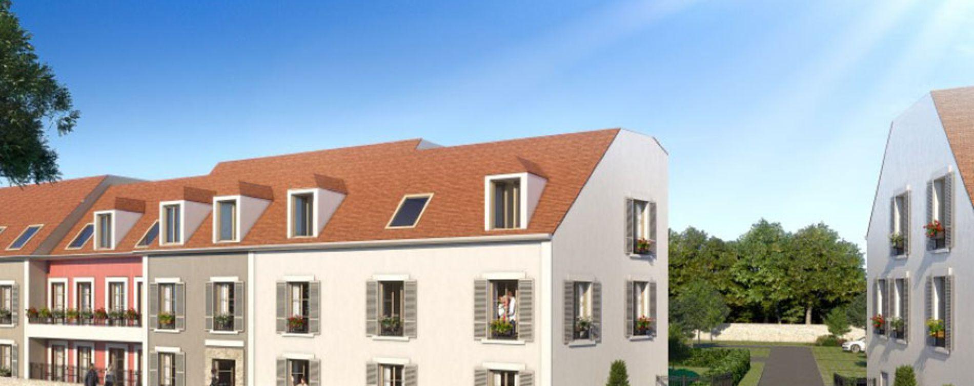 Résidence La Ferme Côté Jardin à Moissy-Cramayel