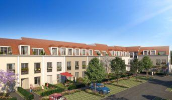 Résidence « La Ferme Côté Jardin » programme immobilier neuf en Loi Pinel à Moissy-Cramayel n°2