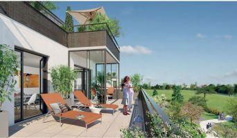 Résidence « Villa Cérès » programme immobilier neuf en Loi Pinel à Moissy-Cramayel n°1
