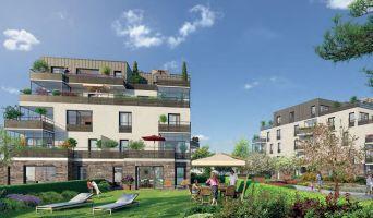 Résidence « Villa Cérès » programme immobilier neuf en Loi Pinel à Moissy-Cramayel n°2
