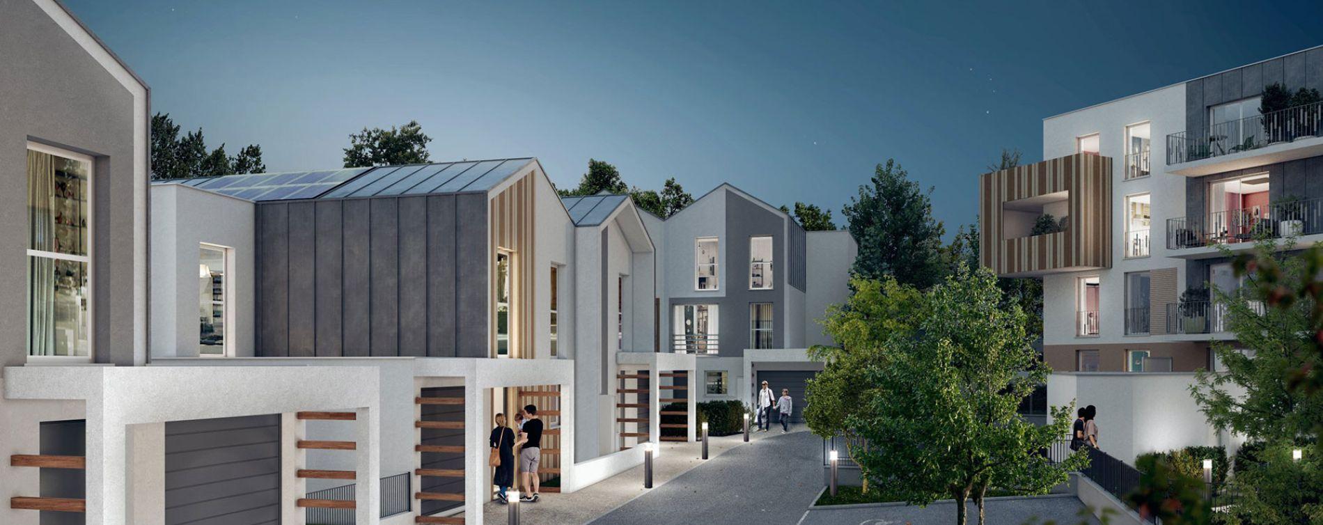 Montévrain : programme immobilier neuve « Horizon Nature » en Loi Pinel (3)