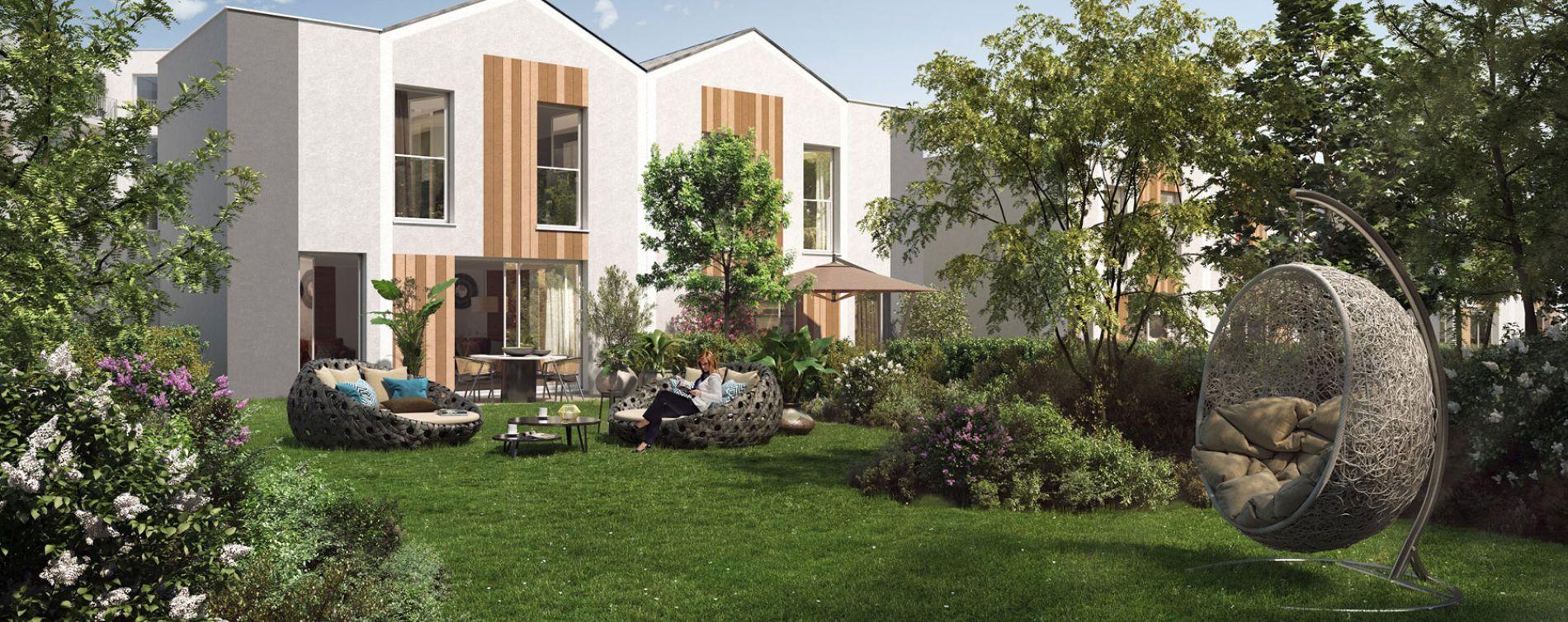 Montévrain : programme immobilier neuve « Horizon Nature » en Loi Pinel (4)