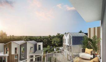 Montévrain : programme immobilier neuf « Horizon Nature » en Loi Pinel