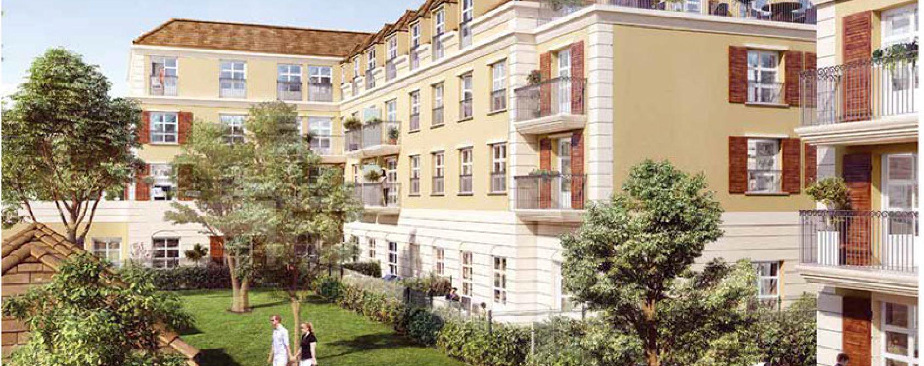 Montévrain : programme immobilier neuve « Les Allées de Montevrain » en Loi Pinel (4)