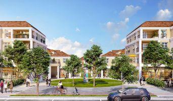 Photo du Résidence « Les Allées de Montevrain » programme immobilier neuf à Montévrain