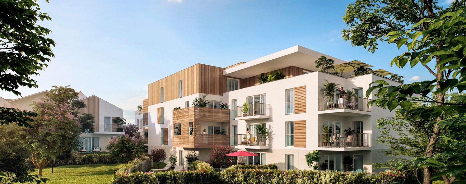Montévrain : programme immobilier neuve « L'Orée du Bois » en Loi Pinel (2)