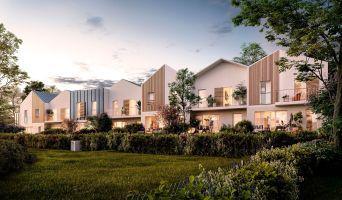 Montévrain : programme immobilier neuf « L'Orée du Bois » en Loi Pinel