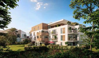 Montévrain programme immobilier neuve « L'Orée du Bois » en Loi Pinel  (2)
