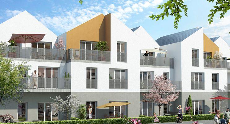 Photo du Résidence « Etoile » programme immobilier neuf en Loi Pinel à Moret-sur-Loing