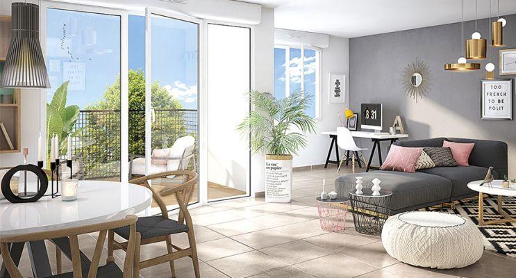 Photo n°2 du Résidence « Etoile » programme immobilier neuf en Loi Pinel à Moret-sur-Loing