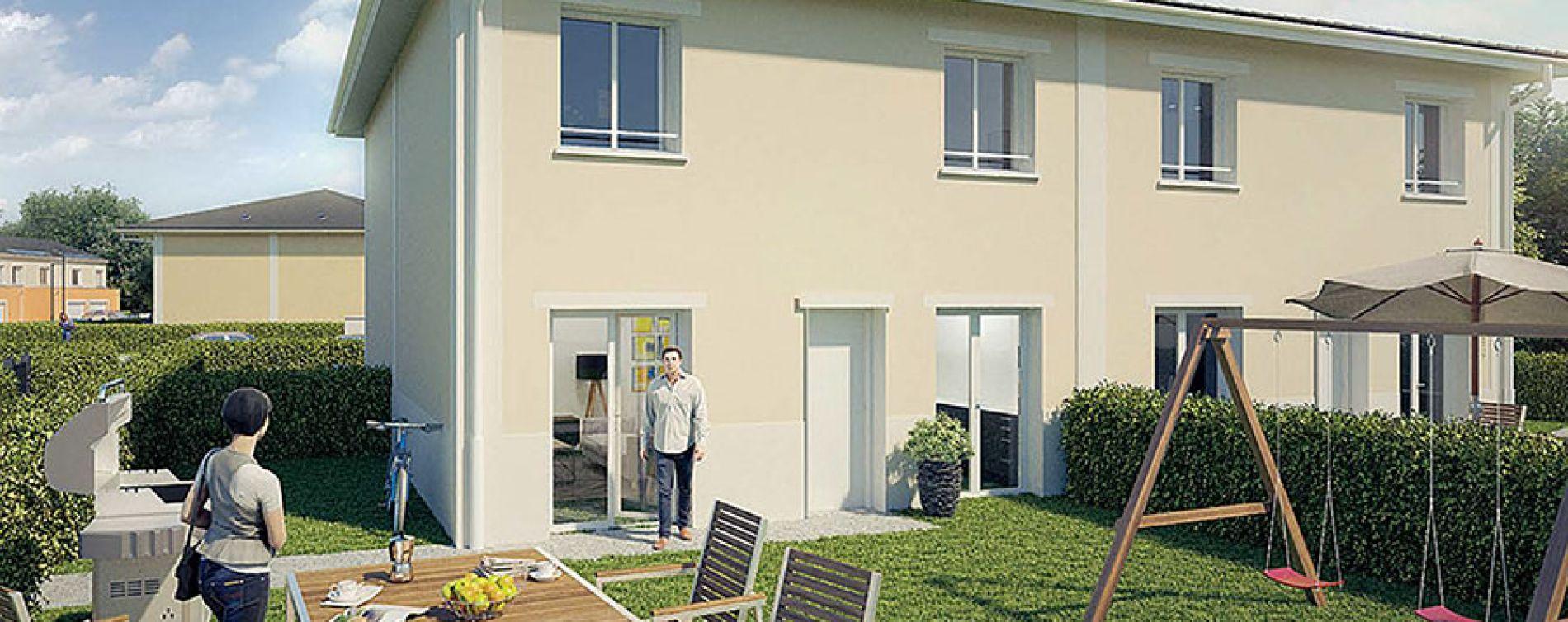 Mormant : programme immobilier neuve « Natura Park Phase 2 »