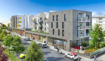 Nemours : programme immobilier neuf « L'Express » en Loi Pinel