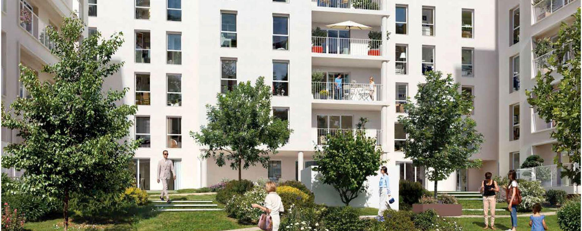 Résidence Le Jardin de Beauvoir à Noisiel