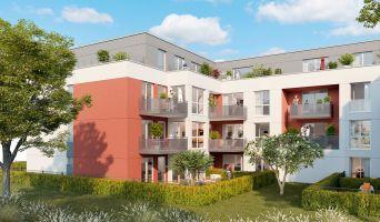 Résidence « Coeur Rubis » programme immobilier neuf en Loi Pinel à Pontault-Combault
