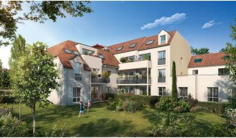 Photo du Résidence « Le Sisley » programme immobilier neuf en Loi Pinel à Pontault-Combault