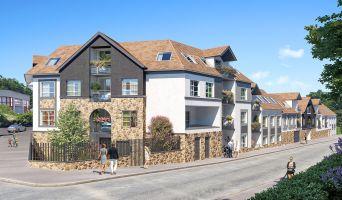 Photo du Résidence « Les Jardins de la Fontaine Lucas » programme immobilier neuf en Loi Pinel à Pontault-Combault