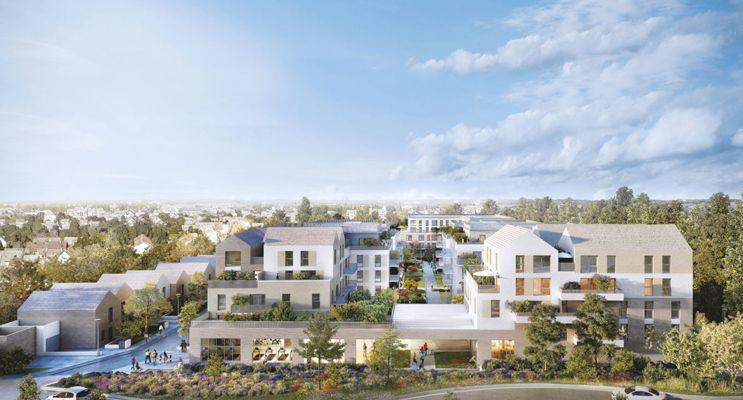 Pontault-Combault programme immobilier neuf « Uni'T » en Loi Pinel
