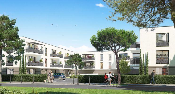 Photo du Résidence « Carré Abélia » programme immobilier neuf en Loi Pinel à Pringy