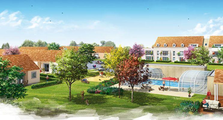 Photo du Résidence « Les Senioriales de Pringy » programme immobilier neuf en Loi Pinel à Pringy