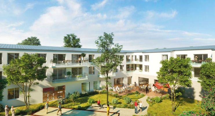 Photo du Résidence « La Gallique » programme immobilier neuf en Loi Pinel à Provins