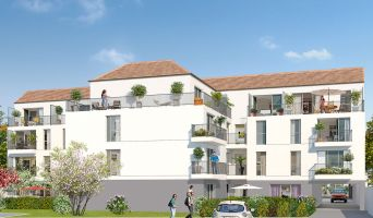 Roissy-en-Brie programme immobilier neuve « Programme immobilier n°215730 » en Loi Pinel  (3)