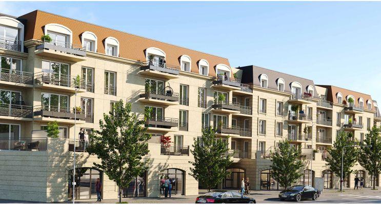 Saint-Fargeau-Ponthierry : programme immobilier neuf « Les Arcades » en Loi Pinel