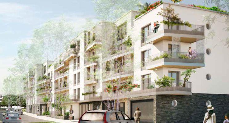 Résidence « Ambiance » programme immobilier neuf en Loi Pinel à Saint-Thibault-des-Vignes n°1